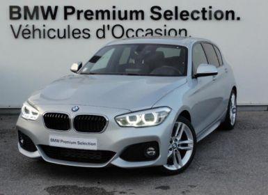 BMW Série 1 Serie 118dA 150ch M Sport 5p Occasion