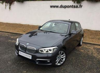 Vente BMW Série 1 Serie 118dA 150ch UrbanChic 5p Occasion