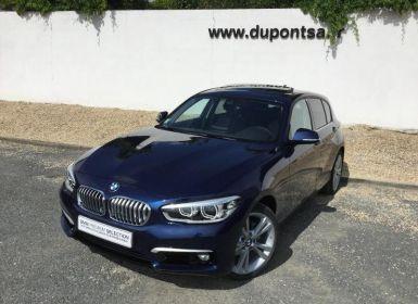 Acheter BMW Série 1 Serie 118dA 150ch UrbanChic 5p Euro6d-T Occasion