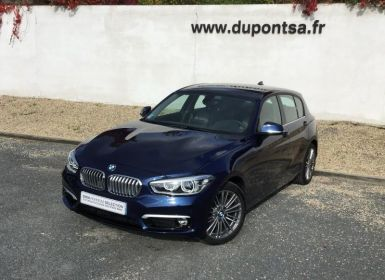 Voiture BMW Série 1 Serie 118i 136ch UrbanChic 5p Euro6d-T Occasion