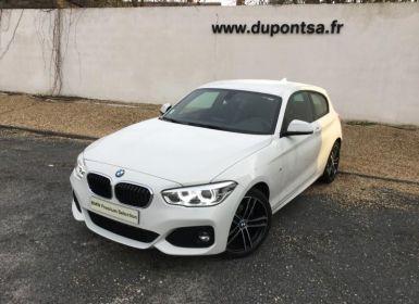Voiture BMW Série 1 Serie 118iA 136ch M Sport 3p Occasion