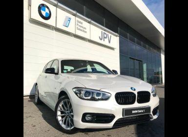 Vente BMW Série 1 Serie 118iA 136ch Sport 5p Occasion