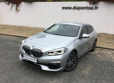 Voiture BMW Série 1 Serie 118iA 140ch Luxury DKG7 Occasion