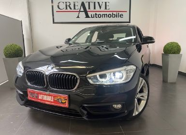 BMW Série 1 SERIE 120D 190 CV BVA 59 000 KMS GPS Occasion
