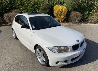 Achat BMW Série 1 SERIE 120i 2.0 170cv Pack Occasion
