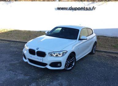 Achat BMW Série 1 Serie 120iA 184ch M Sport 3p Occasion