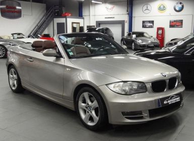Voiture BMW Série 1 SERIE CABRIOLET (E88) 120IA 170CH LUXE Occasion