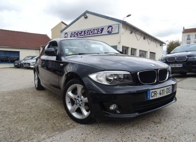 Voiture BMW Série 1 SERIE COUPE (E82) 120D 177CH LUXE Occasion