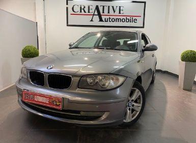 Vente BMW Série 1 SERIE E81 116d 115 ch Luxe 2010 Occasion