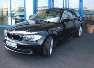 BMW Série 1 serie (E81) 120D 177 EDITION LUXE 3P BVA Occasion
