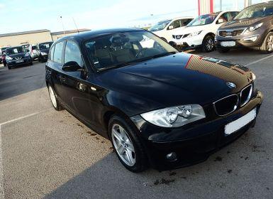 BMW Série 1 SERIE (E81/E87) 118D 122CH CONFORT 5P Occasion