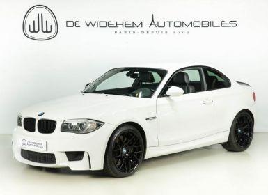 Vente BMW Série 1 serie E82 COUPE M 3.0 340 Occasion