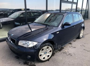 Vente BMW Série 1 SERIE E87 5 PORTES (E87) 118D 122 5P Occasion