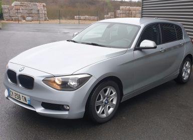 Vente BMW Série 1 Serie F20 114D LOUNGE 5 PORTES 5P Occasion