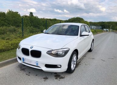 Achat BMW Série 1 Serie F20 (2) 120D 184 XDRIVE EXECUTIVE 5P Occasion