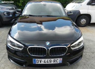 Vente BMW Série 1 Serie (F20) LCI 116d Efficient Dynamics EDITION EXECUTIVE Occasion