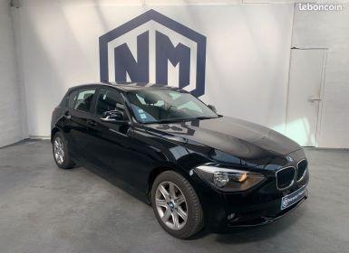 Vente BMW Série 1 Serie serie (f20) (2) 114d lounge 5p Occasion
