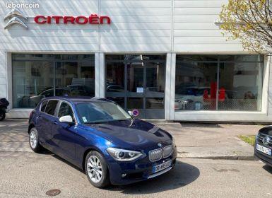 Vente BMW Série 1 Serie série1 116i 136 cv boite automatique-Xenon-Gps-caméra- parfait état Occasion