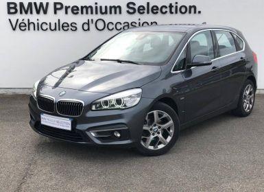 Vente BMW Série 2 214d 95ch Luxury Occasion