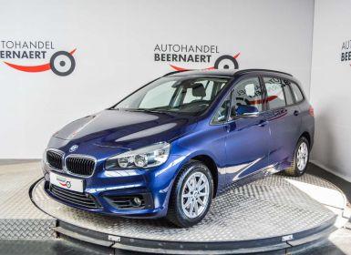 Vente BMW Série 2 216 d Gran Tourer / 1eigenr / Navi / Cruise / Pdc / Clima... Occasion