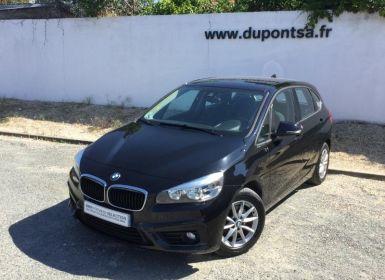 BMW Série 2 216d 116ch Lounge Occasion