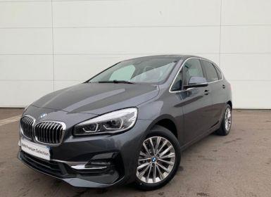 Achat BMW Série 2 216d 116ch Luxury Occasion