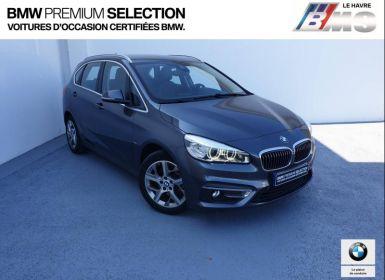 Vente BMW Série 2 216d 116ch Luxury Occasion