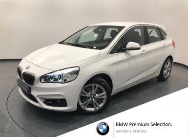 BMW Série 2 216d 116ch Luxury Occasion