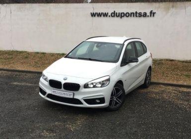 Achat BMW Série 2 216d 116ch Sport Occasion