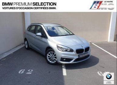 Vente BMW Série 2 216dA 116ch Lounge Occasion