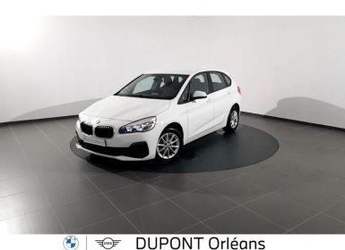 Vente BMW Série 2 216dA 116ch Lounge DKG7 Occasion