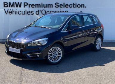 Achat BMW Série 2 216dA 116ch Luxury Occasion