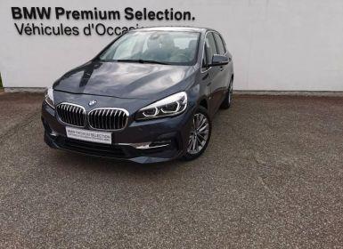 Vente BMW Série 2 216dA 116ch Luxury DKG7 Occasion