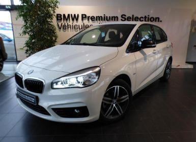 Vente BMW Série 2 216dA 116ch Sport Occasion