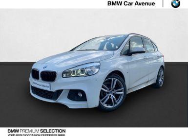 BMW Série 2 216i 102ch M Sport Occasion