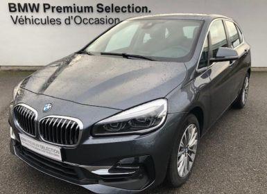 Achat BMW Série 2 216i 109ch Luxury Occasion