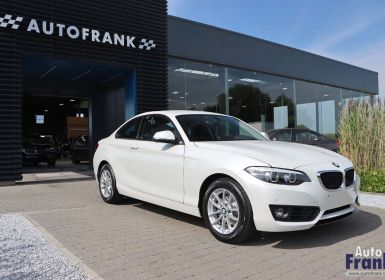 BMW Série 2 218 COUPE - PDC - NAVI - AIRCO - STOELVERW - USB - BT Occasion