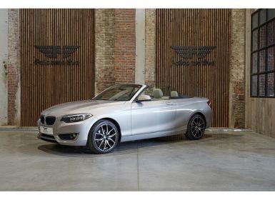 Vente BMW Série 2 218 D - Cabrio - Full - Sport - Leder - Navi!! Occasion