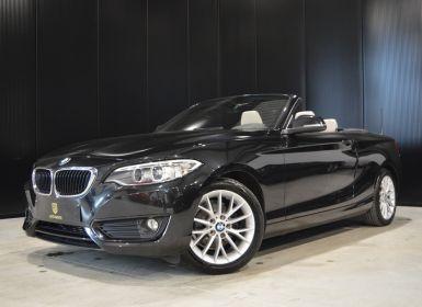 Vente BMW Série 2 218 d cabriolet 150 ch 1 MAIN !! 49.000 km !! Occasion