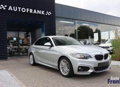 Vente BMW Série 2 218 D - COUPE - M-SPORT - XENON - NAVI - LEDER - BT Occasion