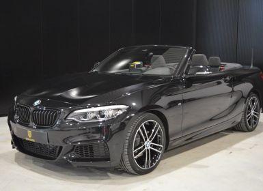 BMW Série 2 218 i Cabriolet 136 ch Pack M !! 1 MAIN !! 7.000 km !! Occasion