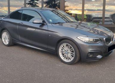 Vente BMW Série 2 218D PACK M Occasion