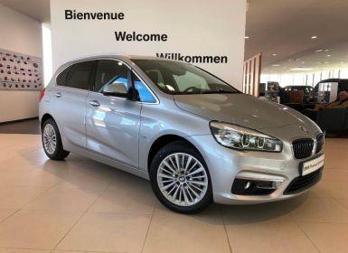 Vente BMW Série 2 218dA 150ch Luxury Occasion