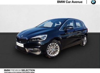 BMW Série 2 218dA 150ch Luxury Occasion