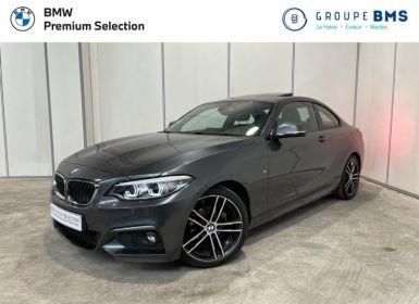 BMW Série 2 218dA 150ch M Sport Euro6c