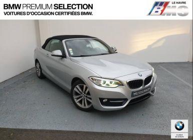 BMW Série 2 218dA 150ch Sport