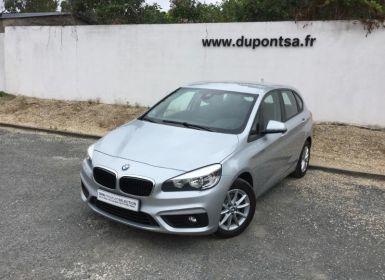 Vente BMW Série 2 218i 136ch Lounge Occasion
