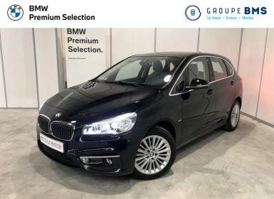 Vente BMW Série 2 218i 136ch Luxury Occasion