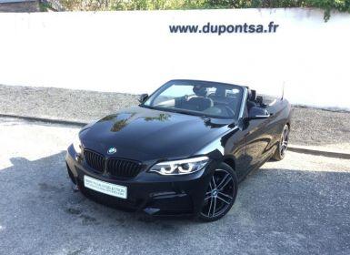 Vente BMW Série 2 218i 136ch M Sport Occasion