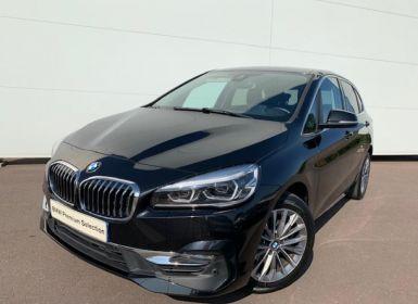 BMW Série 2 218i 140ch Luxury Occasion